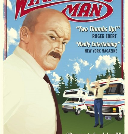 Promotional Poster for Winnebago Man.