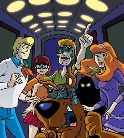 Even the Scooby Gang is shocked by this revelation. | Cover courtesy of DC Comics.