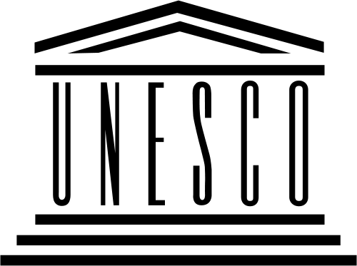 Unesco is a UN agency that supports education, science, and culture. Logo courtesy of Madden via Wikimedia Commons.