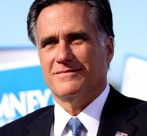 Say it with me: Mitt Romney, the nominee-to-be. Catchy, isn't it? | Photo courtesy of Wikimedia Commons