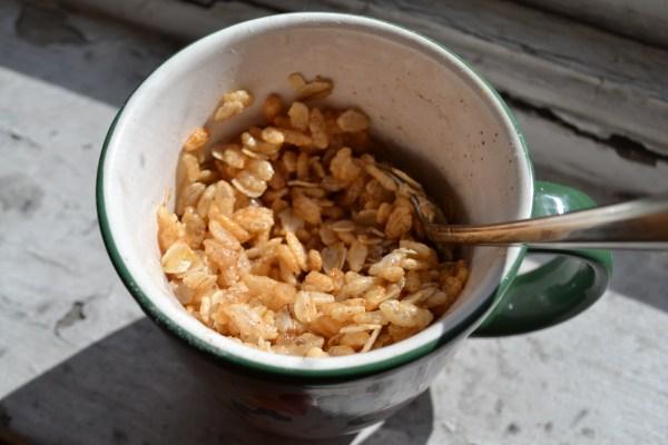 Rice Crispy Treat Cereal. | Photo by Samantha Wood
