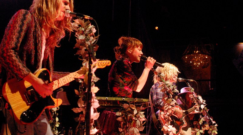Grouplove preformed live at Royale Boston Nightclub November 3rd