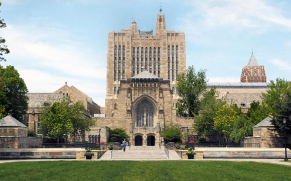 Yale campus | Photo courtesy of Yale.edu