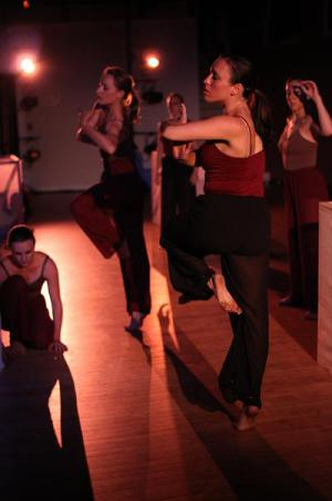 So many emotions | Photo courtesy of Ryan Carollo via Luminariumdance.org