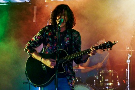 Christian Zucconi of GROUPLOVE performing at Leeds Festival in 2011 | photo courtesy of photopin