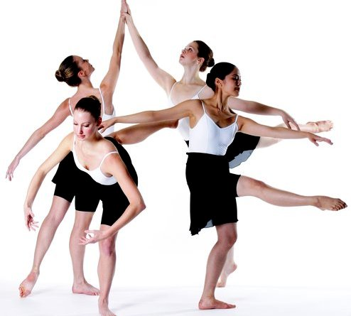 dancers from Margot Parson's class | photo by Bill Parsons