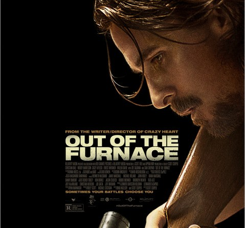 Out of the Furnace promotion poster | courtesy of Relativity Media