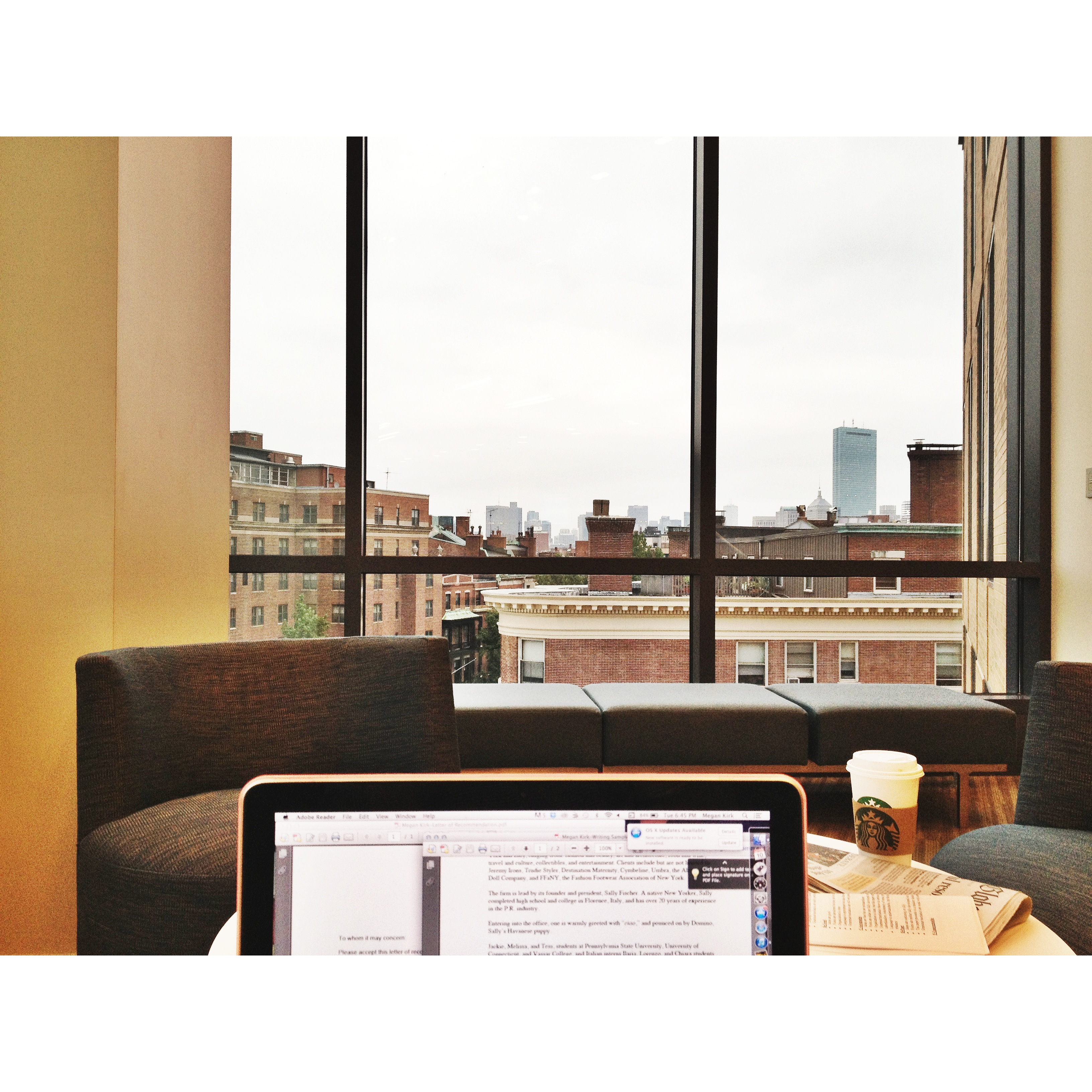 Finals A Look At 5 Of The Best Study Spots On Campus