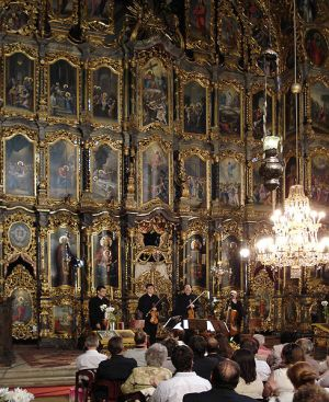 A grand classical experience |courtesy of wikicommons via Szalax