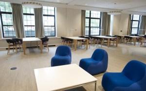 Kilachand study room | Photo by Cydney Scott for Boston University Photography