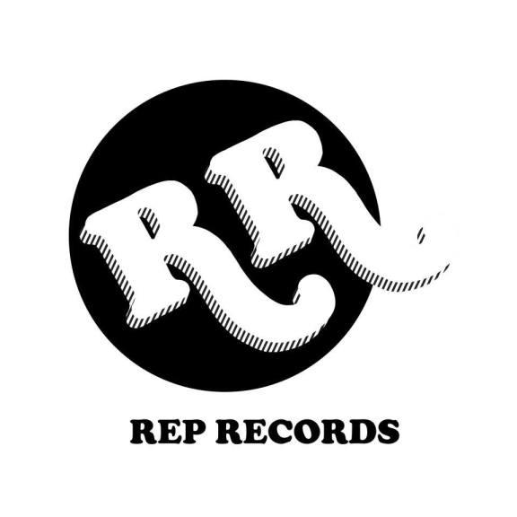 Rep Records Logo