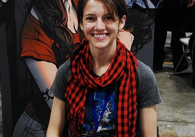 RebekahIsaacs_ComicCon14
