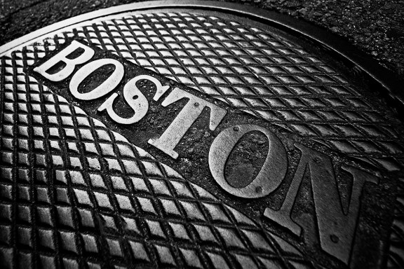 Boston Manhole Cover | Photo courtesy of stevemohlenkamp.com