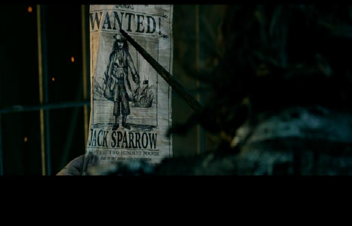 Jack Sparrow Is A Wanted Man In Pirates Of The Caribbean: Dead Men Tell No Tales, Coming To Theaters Spring 2017