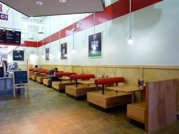 The digs at Burger 7