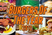 Burger Day's 2012 Burgers of the Year