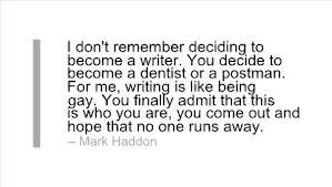How do I become a writer?