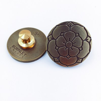 BRNLY x SLCO Lapel Pin