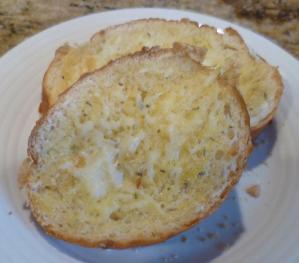 Parmesan Rosemary Cheese Bread