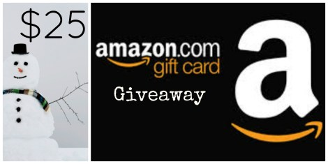 amazon giveaway