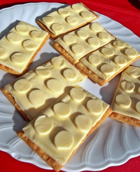 lego cheese and crackers