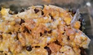 Chipotle Chicken Nachos