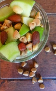 Caramel Apple Trail Mix + Giveaway