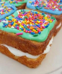 Gluten Free Mini Victoria Cakes