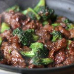 Beef and broc