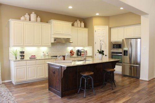 Medium Of How To Stain Cabinets