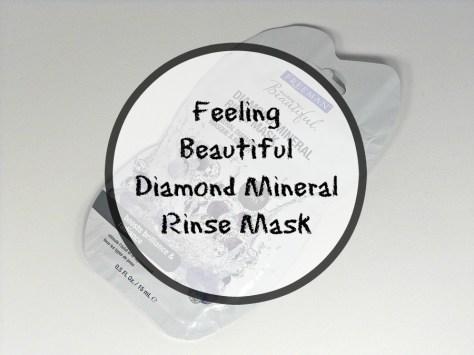Feeling Beautiful Diamond Mineral Rinse Mask