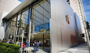 Apple Store en Union Square San Francisco