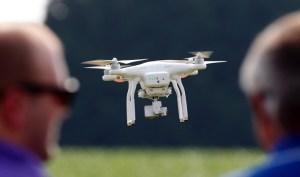 Drone pruebas de despacho