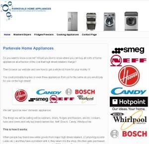 Parkevale Home Appliances