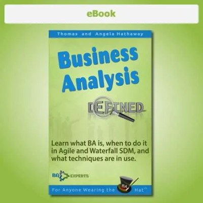 eBook_Business_Analysis_Defined