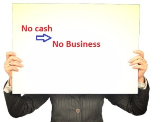 cash flow issues for small business