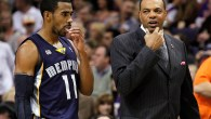 Lionel Hollins, Mike Conley