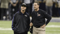 john harbaugh and jim harbaugh 2013 superbowl