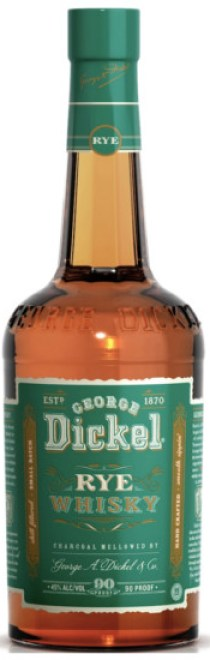 George Dickel Rye Whisky Review