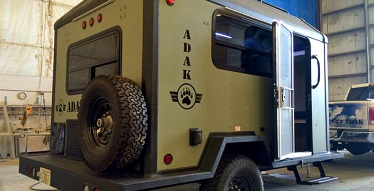 ADAK Adventure Trailers First Look