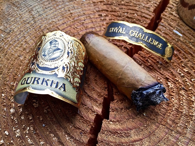 Gurkha Royal Challenge Cigar Review