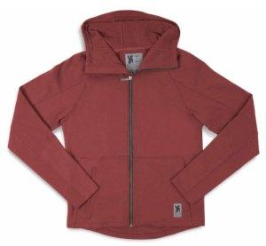 chrome-hybrid-hoodie