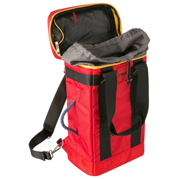 Compass-Backpack-Cooler-Tote-Engine-Red-Open