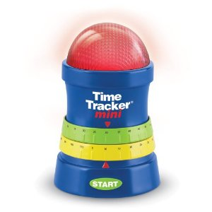 Giveaway – Time Tracker Mini from Learning Resources