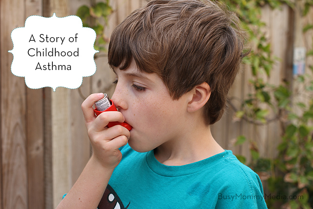 A Story of Childhood Asthma