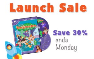 30% off Rachel and the Treeschoolers & Signing Time DVDs