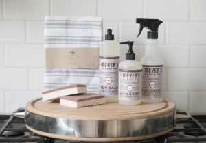 Get This Mrs. Meyers Cleaning Kit FOR FREE!