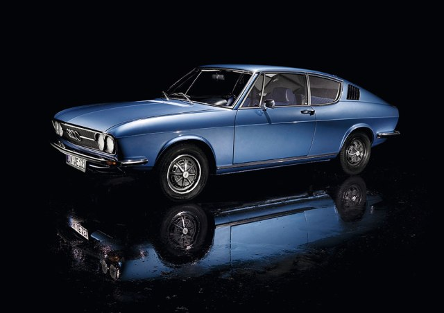 audi 100 coupe-s