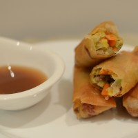 Lumpiang Gulay (Vegetable Spring Rolls)