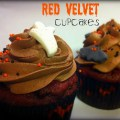 red velvet cupcakes I butterlust blog